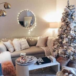 украшение квартиры на новый год фото 020