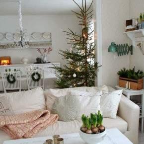 украшение квартиры на новый год фото 022