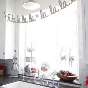 как красиво украсить квартиру на новый год фото 043