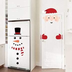 украшаем квартиру к новому году фото 054