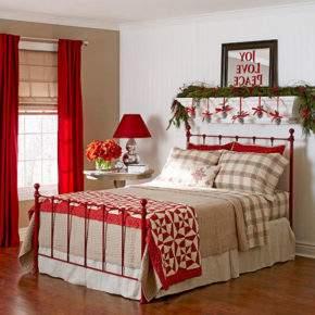 как украсить квартиру к новому году фото 074