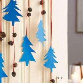 как украсить дверь на новый год фото 03