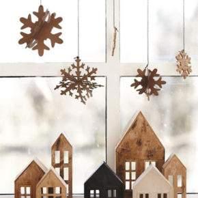 как украсить окно на новый год фото 44