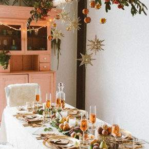 как украсить потолок на новый год фото 48