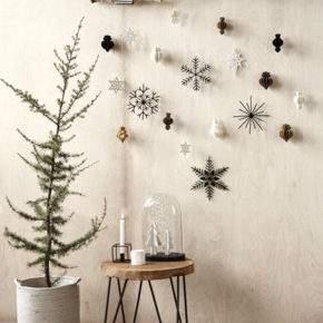 как украсить стену на новый год фото 70