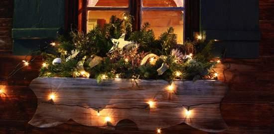 новогоднее оформление фото 308