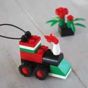 поделка новогодняя игрушка фото 037