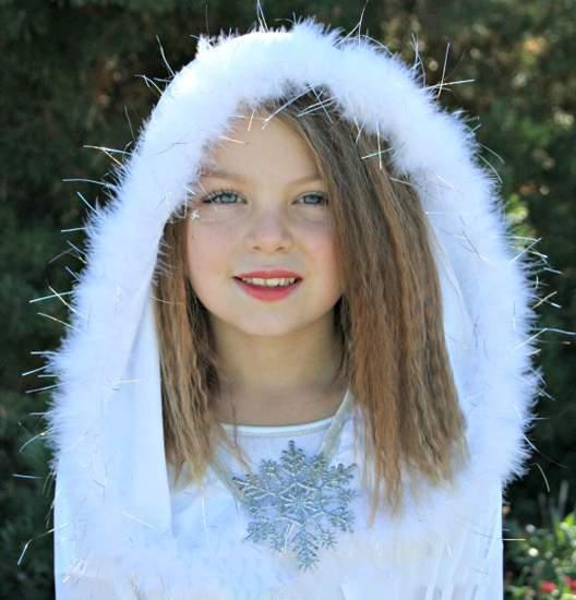 костюм снежинки своими руками выкройка фото 55