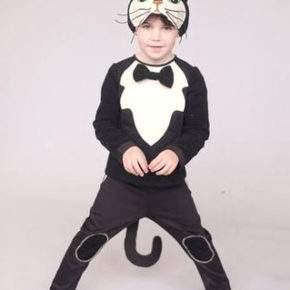 новогодний костюм кота фото 013