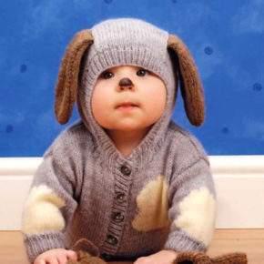 новогодний костюм собаки фото 019