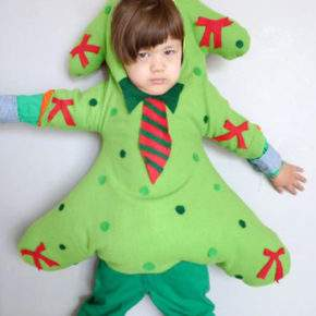 костюмы на новый год для мальчиков елка фото 029