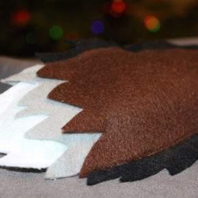 новогодний костюм волка фото 076