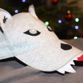 новогодний костюм волка фото 077