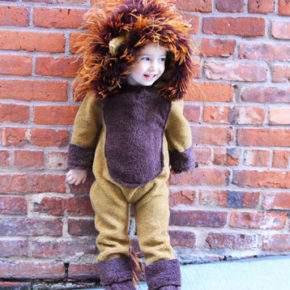 костюм для мальчика на новый год львенок фото 084