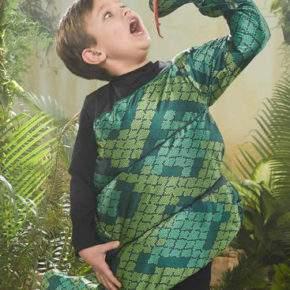 костюм для мальчика на новый год змея фото 093