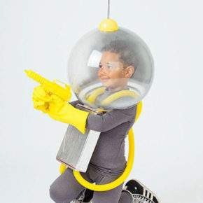 новогодний костюм для мальчика космонавт фото 098