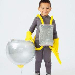 новогодний костюм для мальчика космонавт фото 099