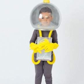 новогодний костюм для мальчика космонавт фото 101