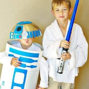новогодний костюм для мальчика звездные воины фото 113