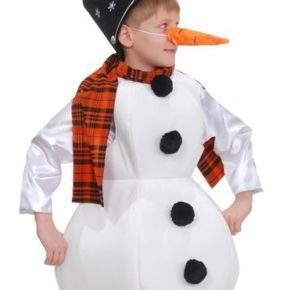 новогодний костюм для мальчика снеговик фото 115