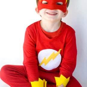 новогодний костюм для мальчика флэш фото 120