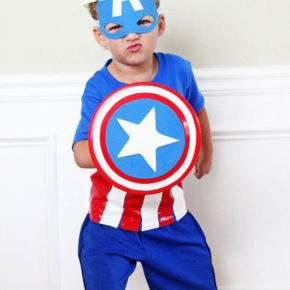 новогодний костюм для мальчика капитан америка фото 123
