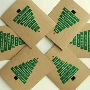 открытки с новым годом своими руками фото 001