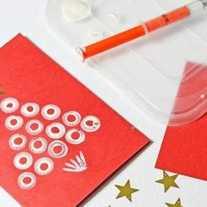открытки с новым годом своими руками фото 005