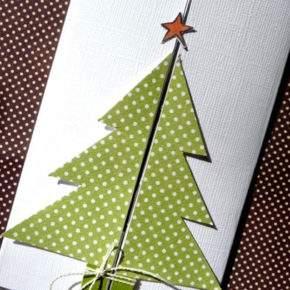 новогодние открытки своими руками фото 015