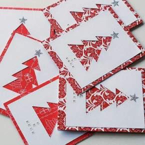 новогодние открытки своими руками фото 017