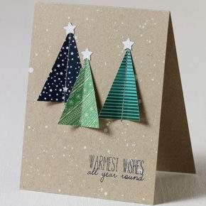 объемные новогодние открытки своими руками фото 035