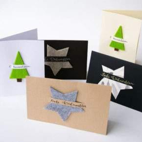 самодельные открытки на новый год фото 050