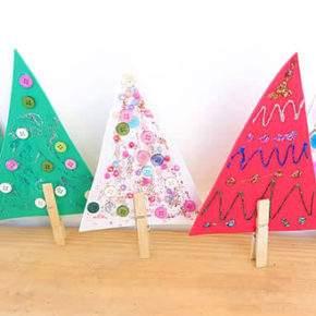 новогодние поделки для детей фото 06