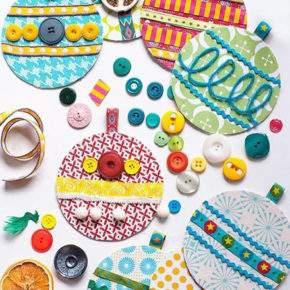 новогодние поделки для детей фото 09