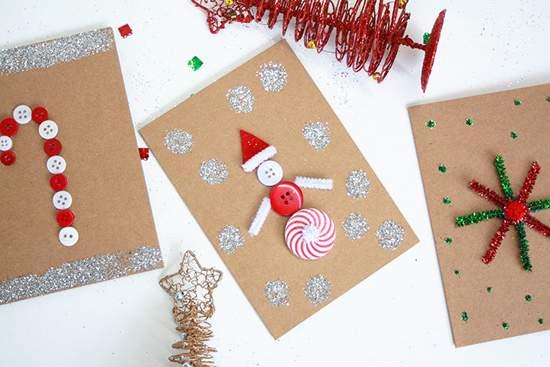 новогодние поделки для детей фото 32