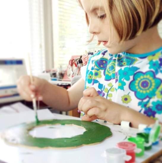 новогодние поделки для детей фото 36