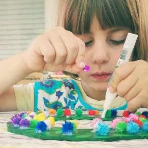 новогодние поделки для детей фото 38