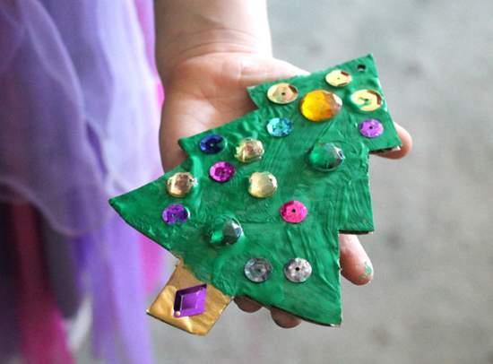 детские новогодние поделки своими руками фото 80