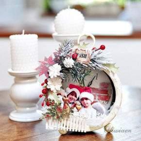 новогодние поделки будильник фото 043