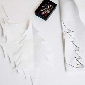 новогодние украшения своими руками фото 54