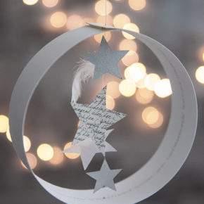новогодний декор из бумаги своими руками фото 039