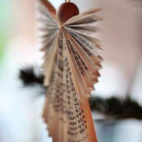 новогодний декор из бумаги своими руками фото 054