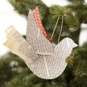 новогодний декор из бумаги своими руками фото 055