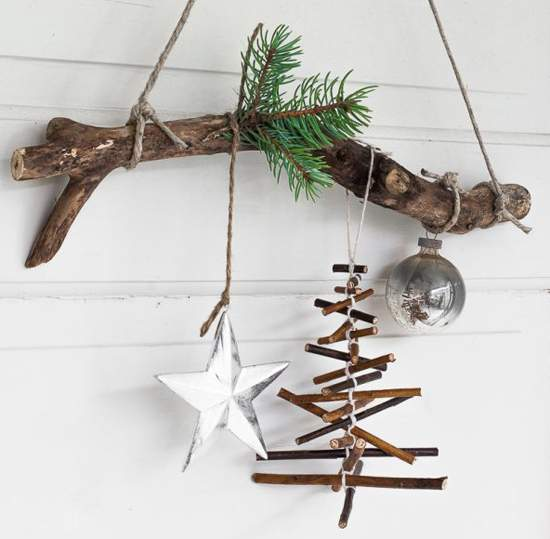 Новогодний декор ✔ 44 идеи декора на Новый год + 2 мастер-класса