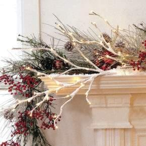 новогодний декор своими руками фото 070