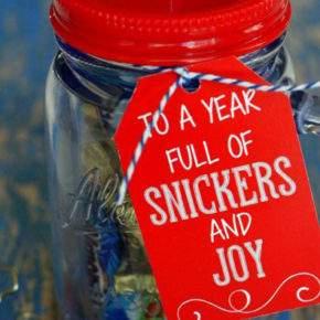 новогодние подарки своими руками фото 001