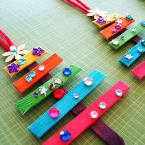 новогодние поделки в детский сад фото 010