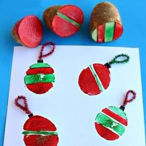 новогодние поделки в детский сад фото 013
