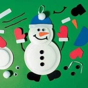 новогодние поделки в детский сад фото 014