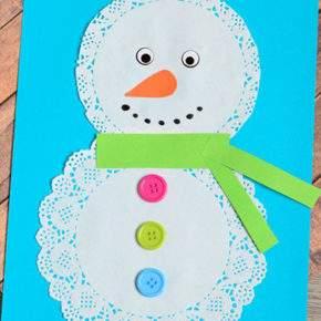 новогодние поделки в детский сад фото 015